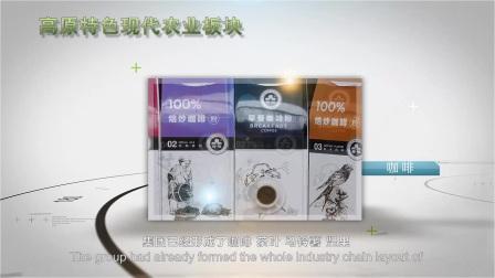 云南农垦集团宣传视频2017版