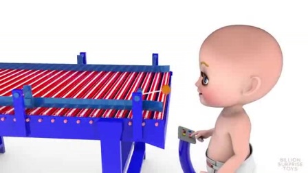 为了孩子们的3d动画