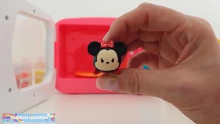 现金登记玩具假装玩食品市场玩Doh惊喜蛋玩具