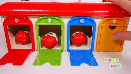 娃喂食时间睡觉和游戏推车玩具! !儿童童谣视频