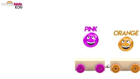 学习颜色用木锤果冻3 d彩色球