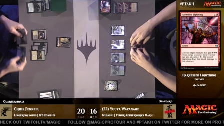 Pro Tour Amonkhet Top 8 Opening and Quarterfinals 1