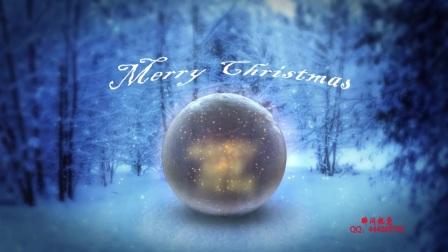 7、Edius6.08圣诞节主题的粒子光束