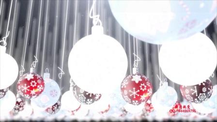 10、Edius6.08圣诞节空间主题效果