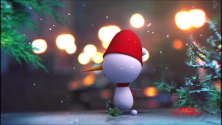 16、Edius6.08可爱圣诞小雪人