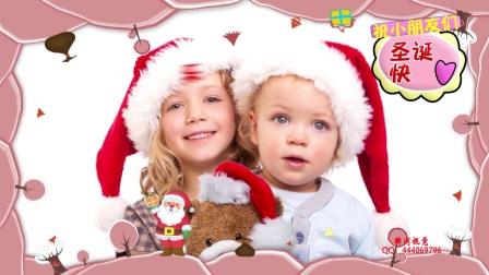 18、Edius6.08卡通圣诞节主题包装素材