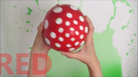 顶部学习色彩湿气球的编录——15分钟气球手指童谣收集