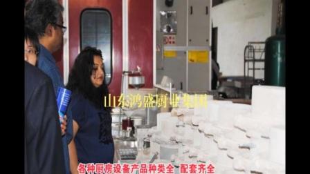 印度客商来访山东鸿盛厨业集团有限公司考察采购