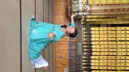 钟安娜,中道禅舞,练习