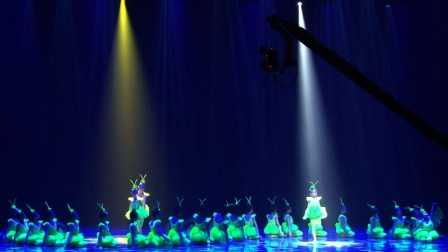 2017上海市群文新人新作舞蹈展评展演