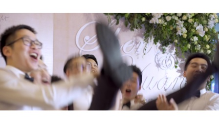 (沈建升&袁凯欣)双机婚礼MV