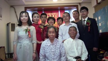 谢飞鹏&张 莹—婚礼全程(高清)