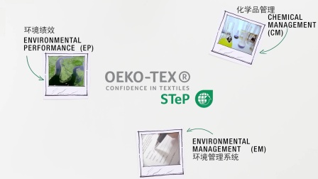 新版新标 STeP by OEKO-TEX_中文字幕