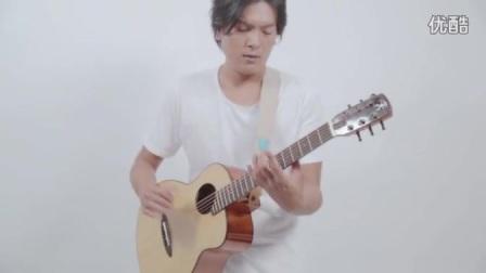彩虹人M12羽毛鸟吉他|保卜〈我爱台坂〉|aNueNue M12 Feather Bird Guitar_高清