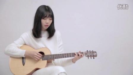 彩虹人M100飞鸟吉他|洪安妮〈许愿〉|aNueNue M100 Fly Bird Guitar_高清