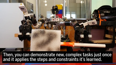 Look out- Robots could soon teach each other new tricks