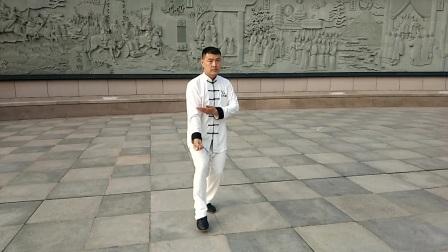 陈氏太极拳新架一路范恺宇video_20170520_074807