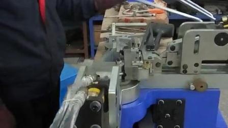 手动弯管机