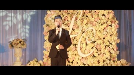 主持人买昆 开封回族穆斯林婚礼