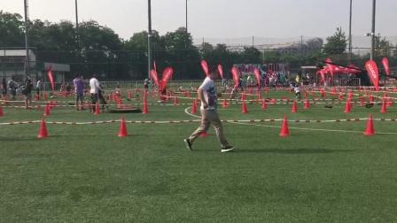 kokua cup2017北京 两岁男子组半决赛第一组