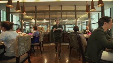上海静安香格里拉大酒店——夏宫中餐厅