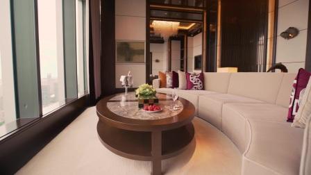 上海静安香格里拉大酒店——香格里拉套房