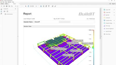 BuildIT关于CAD对比与质量控制分析的自动化流程