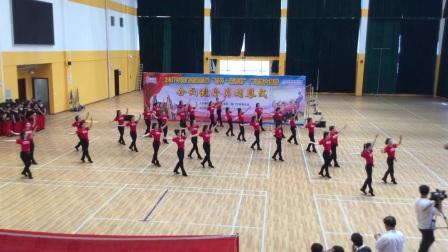 江苏省海门市2017年全民健身月闭幕式暨乡镇广场舞大赛