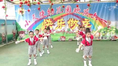 儿童一般学几年街舞 儿童街舞