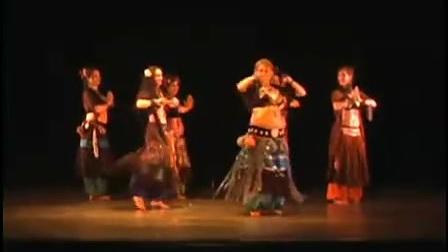 Caldera Belly Dance - Tribal Style Improvisation_标清