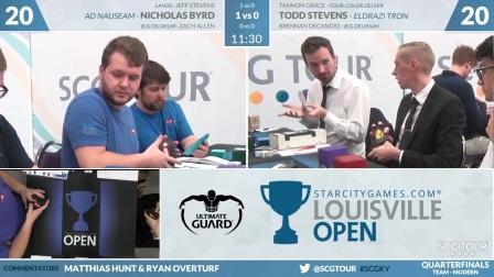 SCGKY - Quarterfinals - Stevens, Byrd, Allen vs Grace, Stevens, DeCandio