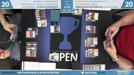 SCGKY - Semifinals - Garnier, Spicklemire, Andersen vs Walton, Bowman, Reginbald