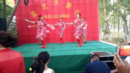 南街凤凰舞蹈《阿哥阿妹不分离》