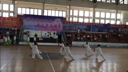 永州市太极拳协会24式太极剑