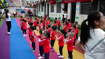阳平关镇春蕾幼儿园庆六一儿童节