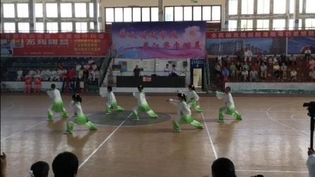 贺州市武协42式太极拳