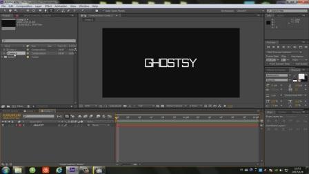 艺术抖动字体|GhostSY