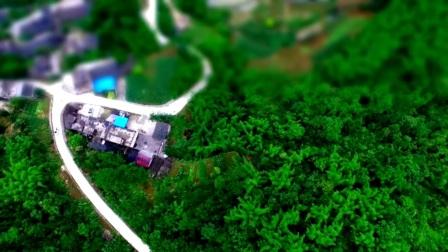台铃电动车挑战思南县塘头镇最陡山路