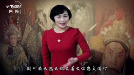 【网络空中剧院】票友唱段  京剧《对花枪》选段   孙洁  演唱