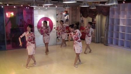 张平老师古典舞专修班结课视频《玫瑰香》