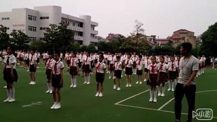宁国实验小学《七彩阳光》广播体操