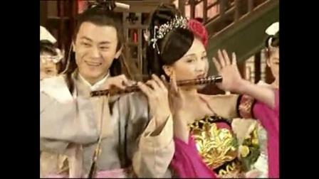 中国风传统舞蹈-古装电视剧《爱情宝典》- 赵盼儿 - 水袖舞