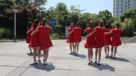 东明广场舞-亲爱的你在哪里