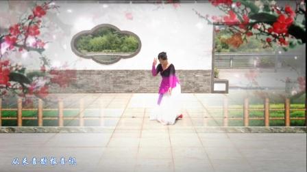 靖江南环花苑广场舞 书房门前一枝梅 编舞饶子龙老师 制作秋意
