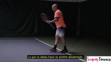 8. Agassi Tennis Mental strategy