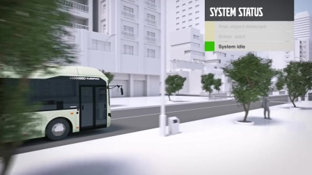 Pedestrian and Cyclist Detection System_short