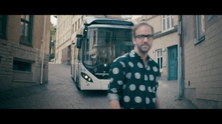 Volvo 7900 Electric Hybrid - Listen to your city