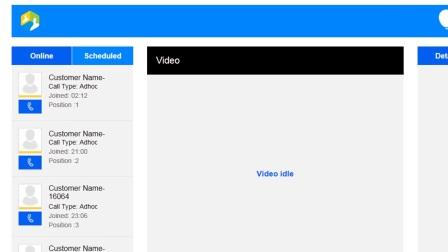 VidyoEngage 演示视频