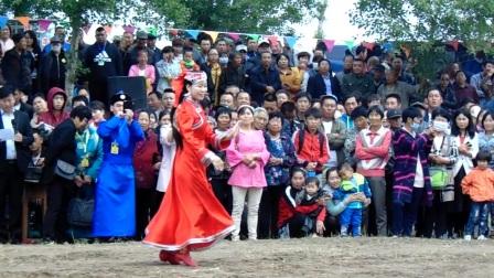 敖包祭祀、舞蹈