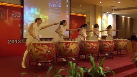 雕龙大鼓表演-娱乐活动由都会世界呈现